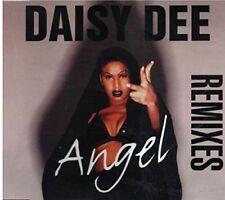 DAISY DEE - REMIXES - ANGEL - CD SINGLE MAXI JEWEL CASE 4 TITRES 1996