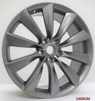 """21'' wheels for TESLA MODEL S 60 85 P85 P85D (staggered 21x8.5""""/21x9"""")"""