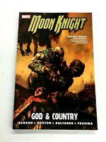 Moon Knight Vol 3 God & Country Marvel Comics Trade Paperback TP TPB New 2008