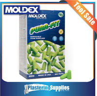 Moldex  Disposable Foam Ear Plugs  6800 200 Pairs Pura-Fit®  Safe Ear Protection