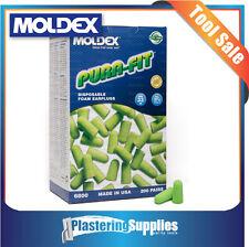 Moldex  Disposable Foam Ear Plugs  6800 200 Pairs Pura-Fit®  Safe Ear Protection