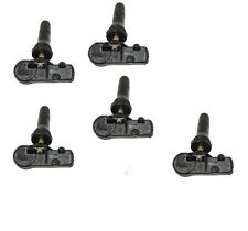Set of 5 Tire Pressure Monitoring Sensor 56029479AB for Dodge Chrysler Jeep
