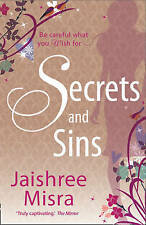 "Secrets and Sins Jaishree Misra ""AS NEW"" Book"