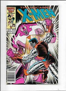 The Uncanny X-Men #209 (1985) High Grade VF+ 8.5