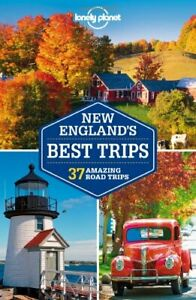 Lonely Planet New England s Best Trips  Travel Guide