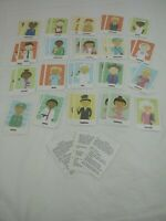 Old Maid Card Game Deck of Playing Cards Complete