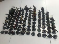 Mage Knight by WizKids Assorted105 Figure Lot - D&D Miniatures Early 2000s