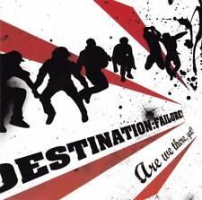 CD-Destination: failure! - Are we there, yet? ska-punkrock da Monaco di Baviera