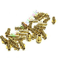 200pc copper plated gold Turret Lug for 2MM Fiberglass Terminal Tag Board Amps