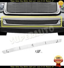 STAINLESS LOWER BILLET BUMPER GRILLE OVER LAY FOR DODGE RAM 1500-2500-3500 02-08