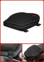 Posture Cushion Motorcycle Rider Cushion With Strong Straps & Non Slip Base