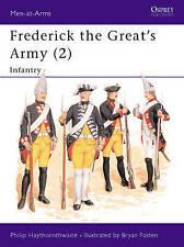 Frederick the Great's Army: No.2: Infantry by Philip J. Haythornthwaite #705