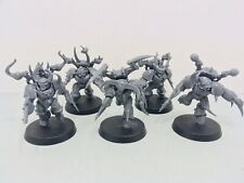 Warhammer 40k Chaos Space Marines Possessed Squad