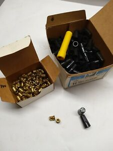 BOX OF 100 IDEAL SET-SCREW WIRE CONNECTORS 30-211 (NEW)