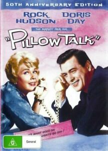 Pillow Talk DVD Doris Day Brand New and Sealed Australia