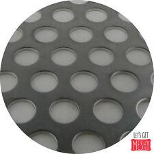 Aluminium Perforated Sheet 2m x 1m x 3mm R10 T15 BinH07 - 510130070