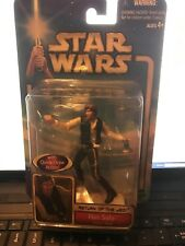 Star Wars Han Solo Endor raid Return Of the Jedi 2002