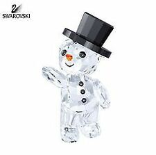 Swarovski  Kris Bear  Annual Edition Christmas  Snowman  New  5136370