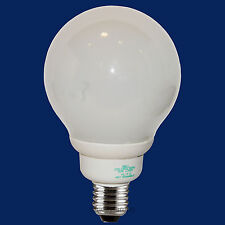 2 Globe Energy Saving Light Bulb 15w E27 Bell Make