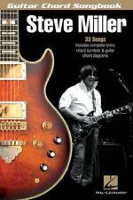 Steve Miller Sheet Music Guitar Chord SongBook NEW 000701146