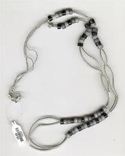 GREY AND BLACK NECKLACE (FJ16)
