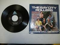 UNPLAYED NM! Rock 45 THE BAY CITY ROLLERS Where Will I Be Now on Arista
