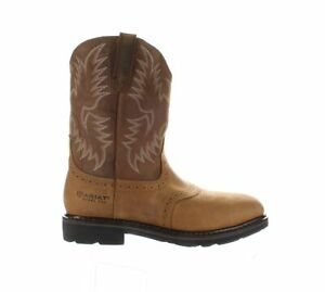 Ariat Mens Sierra Aged Bark Work & Safety Boots Size 11.5 (2E) (1333172)