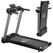 Laufband Heimtrainer Fitnessgerät Display Jogging Heimtraining klappbar - B-Ware