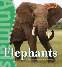 Elephants by Lori Mortensen; Martin Schwabacher
