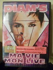 DVD - DIAM'S - Ma vie Mon live - 2004 - Français