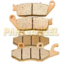 Front Rear Sintered Brake Pads For 2006 2007 2008 2009 DAELIM  S2-250 S2-125