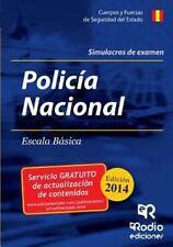Simulacros de Examen. Policia Nacional by Avelino Cordero Pajares (2014,...