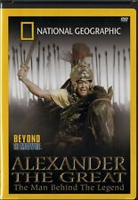Beyond the Movie: Alexander the Great (DVD, 2004) National Georgraphic  NEW