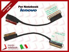 Cavo Flat LCD LED Lenovo Thinkpad X1 Carbon 2015 Years