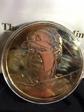 Mark McGwire Highland Mint 70 Home Run Gold Commemorative Coin
