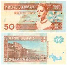 Monaco 50 Francs P#UNL (2014) **ESSAI / SPECIMEN** UNC