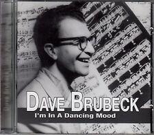 DAVE BRUBECK : I'M IN A DANCING MOOD / CD - NEU