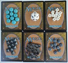 Counters (markers) Spin Down Life & MTG effects (Loyalty, Poison, Level, +1/+1)
