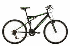 Mountainbike Fully 26 ZOLL 21-Gang MTB Paladin Schwarz RH 51 cm KS Cycling 333M