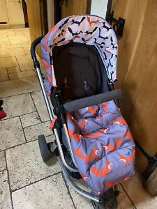 Cosatto Giggle Mix Pram & Pushchair (Mister Fox) - Suitable From Birth