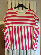 Striped Plus Size Other Tops for Women NEXT