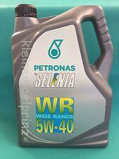 5 ltr. Petronas Selenia WR 5W-40 Motoröl Fiat 9.55535-N2 Mercedes MB 229.3 / VW
