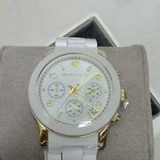 Michael Kors Ladies Runway Chronograph Watch MK5145
