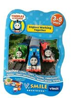 V.Smile Thomas & Friends: Engines Working Together Pre School Learning Game