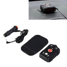 LED Display Car Radar Detector V8 360° Bilingual Voice Warning Laser Alarm Tools