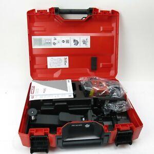 HILTI 2227742 PM 30-MG Multi-Line Green Laser Level w/ Bracket Hard Case