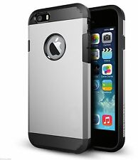 Strong Durable Slim Armor Shock Proof Case Cover for iphone 4 5 5s 5c 6 7 Plus