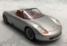 minichamps Silver Porsche Boxster Coupe ~1/43~no.63130