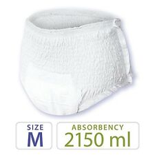Case of 80 Medium Tendercare-Nateen Day Plus Adult Incontinence Pull up Pants