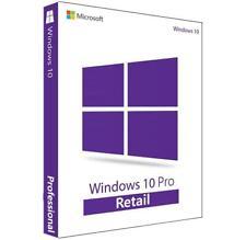 Windows 10 Pro Vollversion für 32 und 64 Bit - Blitzversand